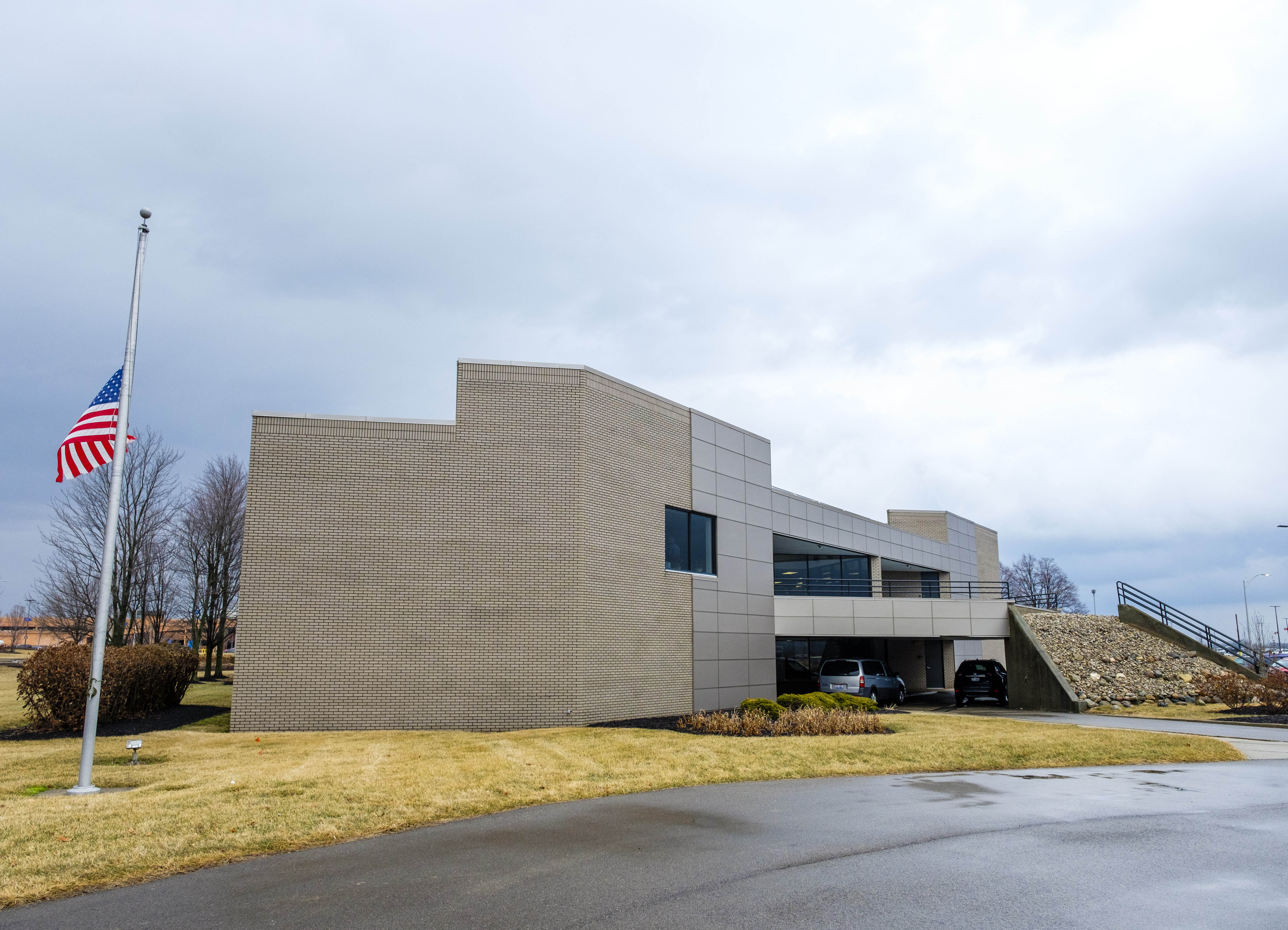 PSA Headquarters in Dayton, Ohio