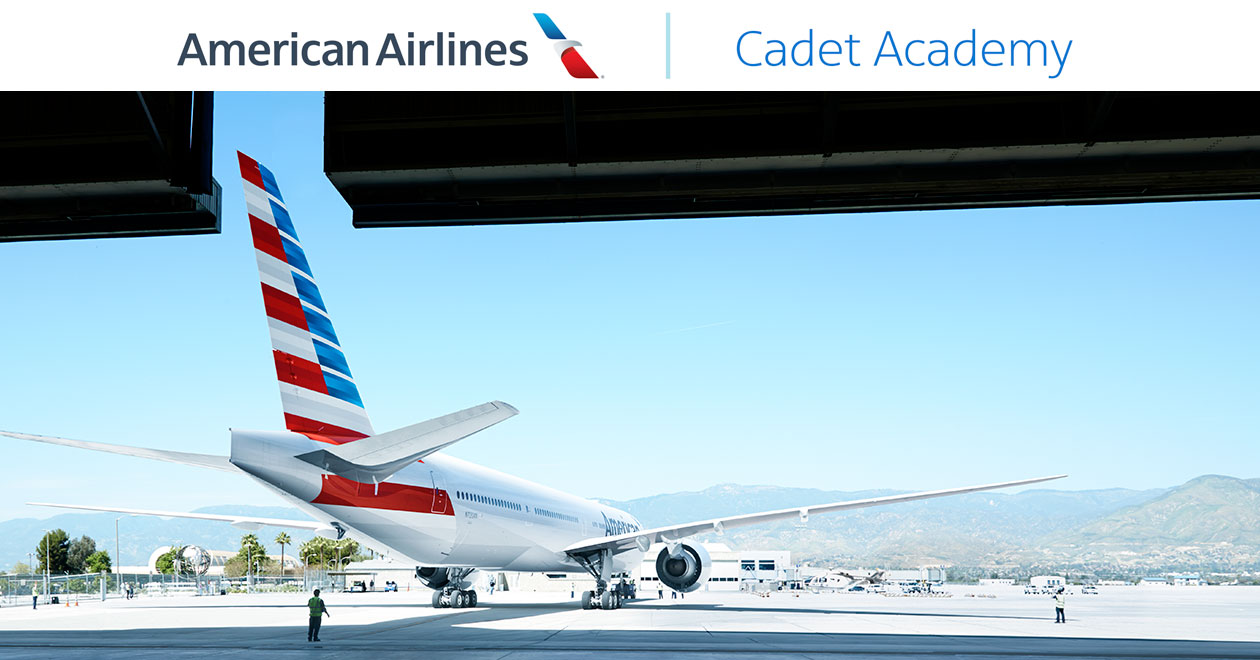 American Airlines Announces New Program to Recruit Next Generation of Pilots With Launch of Cadet Academy