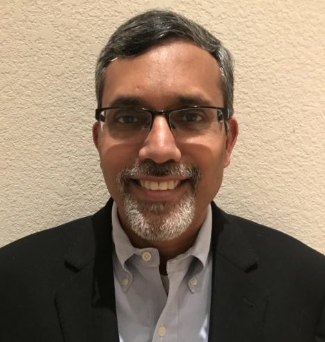 Loudmareddy Gumireddy, Vice President of Operations Planning and Performance