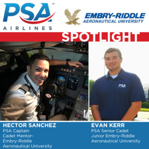 Check out our Cadet Spotlight with Hector Sanchez and Evan Kerr